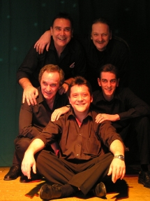 Ernst Chuchel, Karl Hutterer, Alois Myslivecek, Franz Meznik
