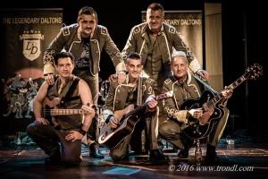 The Legendary Daltons @ Saloon Donauplex | Wien | Wien | Österreich