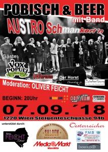 Pobisch & Beer – Austro Schmankerln @ Orpheum Wien | Wien | Wien | Österreich