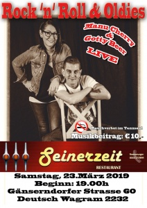 Rock'n'Roll & Oldies @ Restaurant Seinerzeit