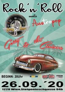Rock'n'Roll meets Austropop @ Orpheum Wien